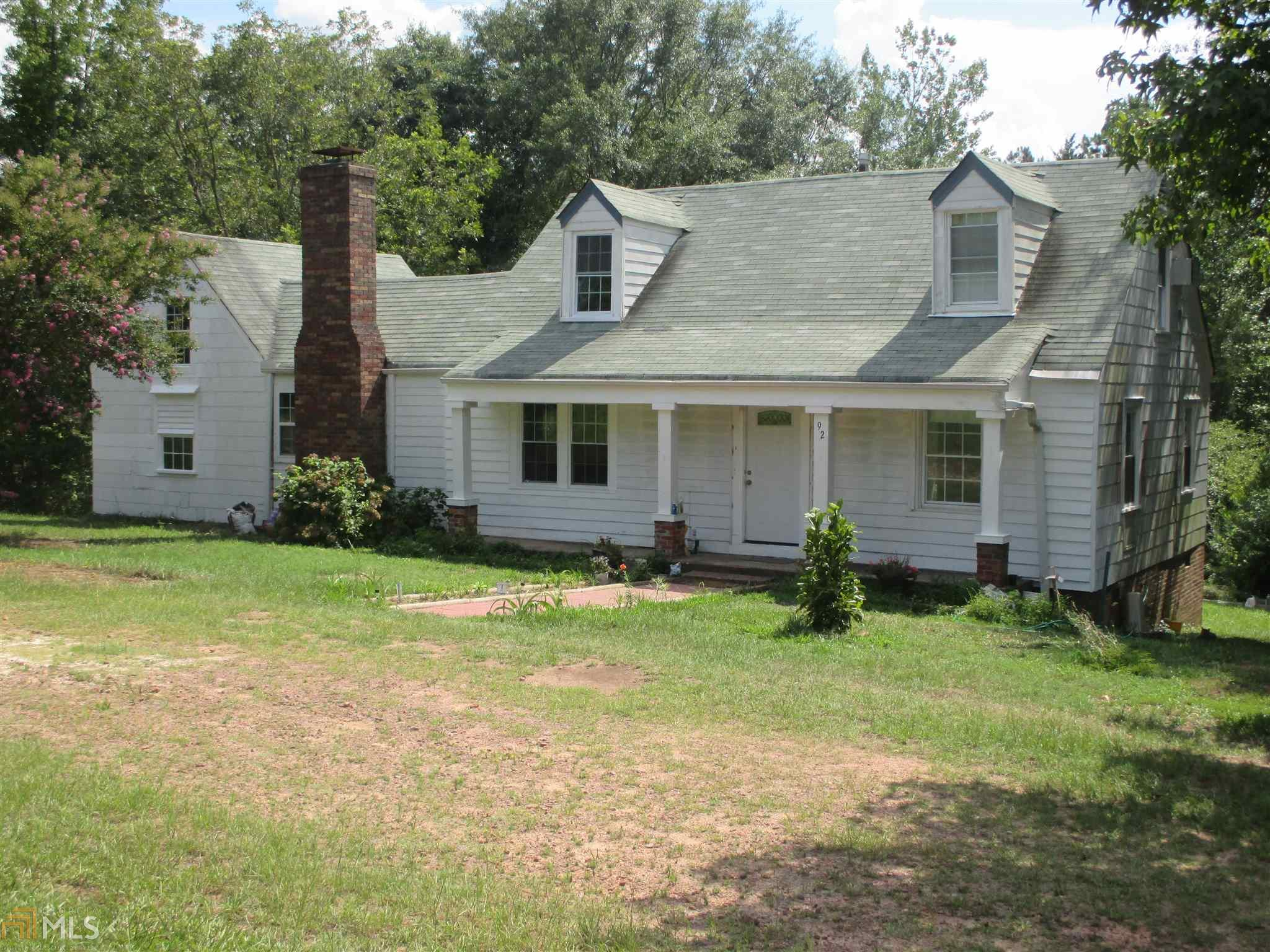 92 Ridgecrest Drive, Thomaston, GA 30286