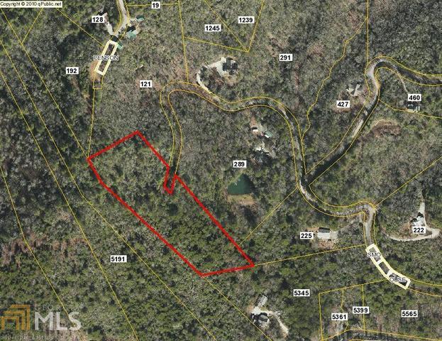 0 Smokehouse Knob, Rabun Gap, GA 30568