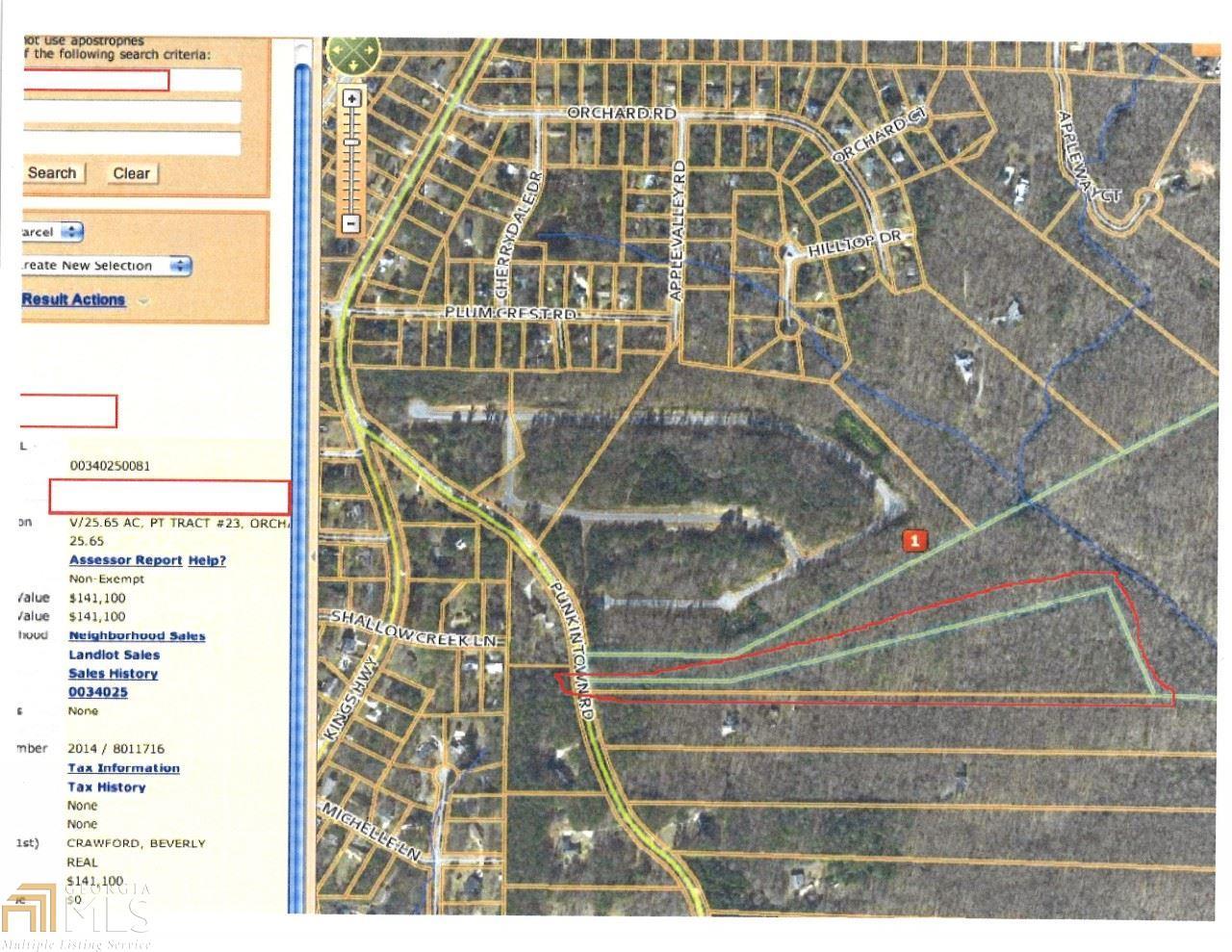 5190 Punkintown Road, Douglasville, GA 30135