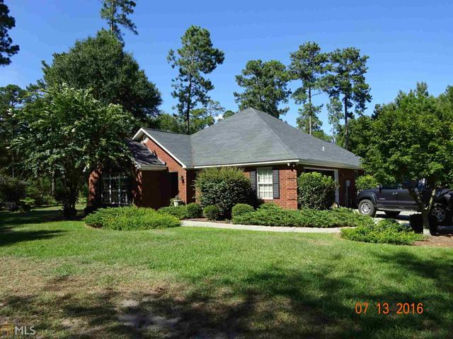 276 Old Metter Hwy, Claxton, GA 30417