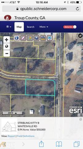 2046 Whitesville Rd, Lagrange, GA 30241