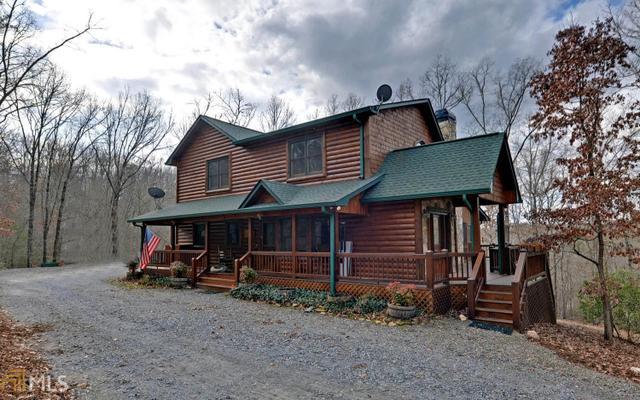 220 Cross Creek Rd, Mineral Bluff, GA 30559