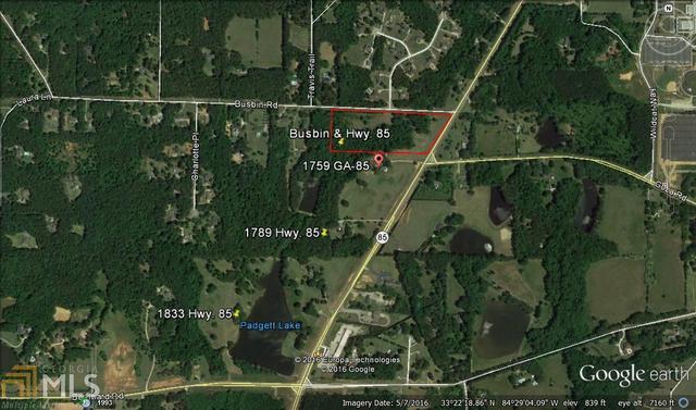 0 Corner Busbin Rd And Hwy 85 S, Fayetteville, GA 30215
