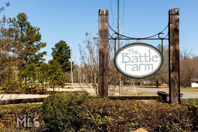 0 Battle Farm #LOT 128, Rome, GA 30165