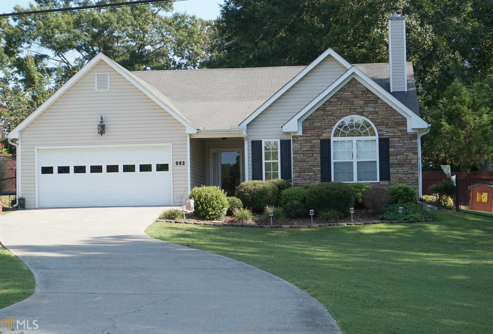 582 Sugar Valley Road, Cartersville, GA 30120