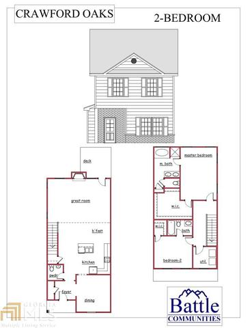 5324 Timber Hills Dr #87B, Oakwood, GA 30566