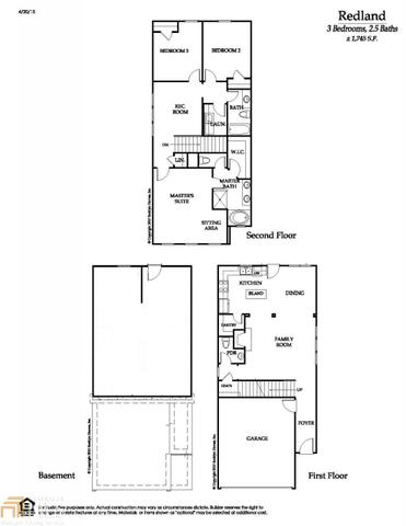 1900 Paxton Dr, Lilburn, GA 30047
