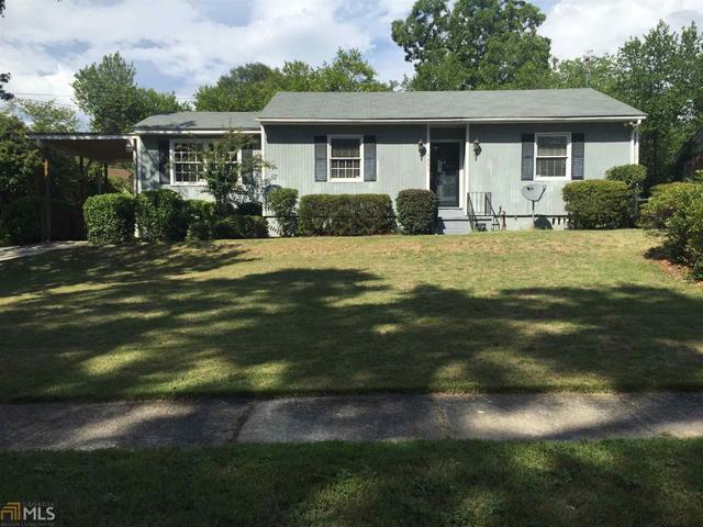 3853 Ridge Ave, Macon, GA 31204