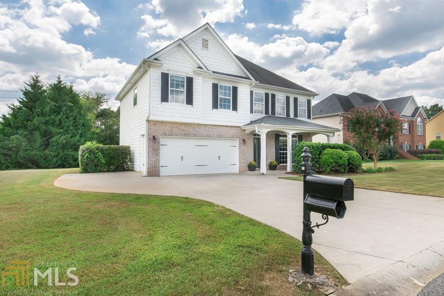45 Colonial Circle, Cartersville, GA 30120