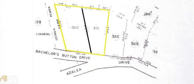 0 Bachelors Button #320/321, Clayton, GA 30525