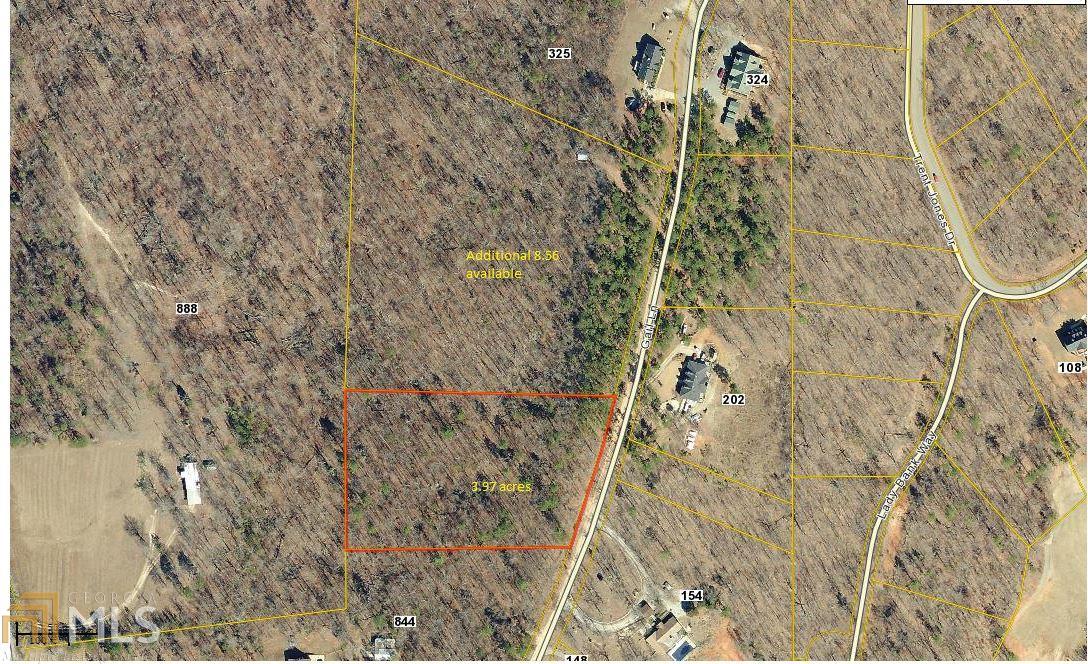 0 Gail Lane #8.56 ACS, Meansville, GA 30256