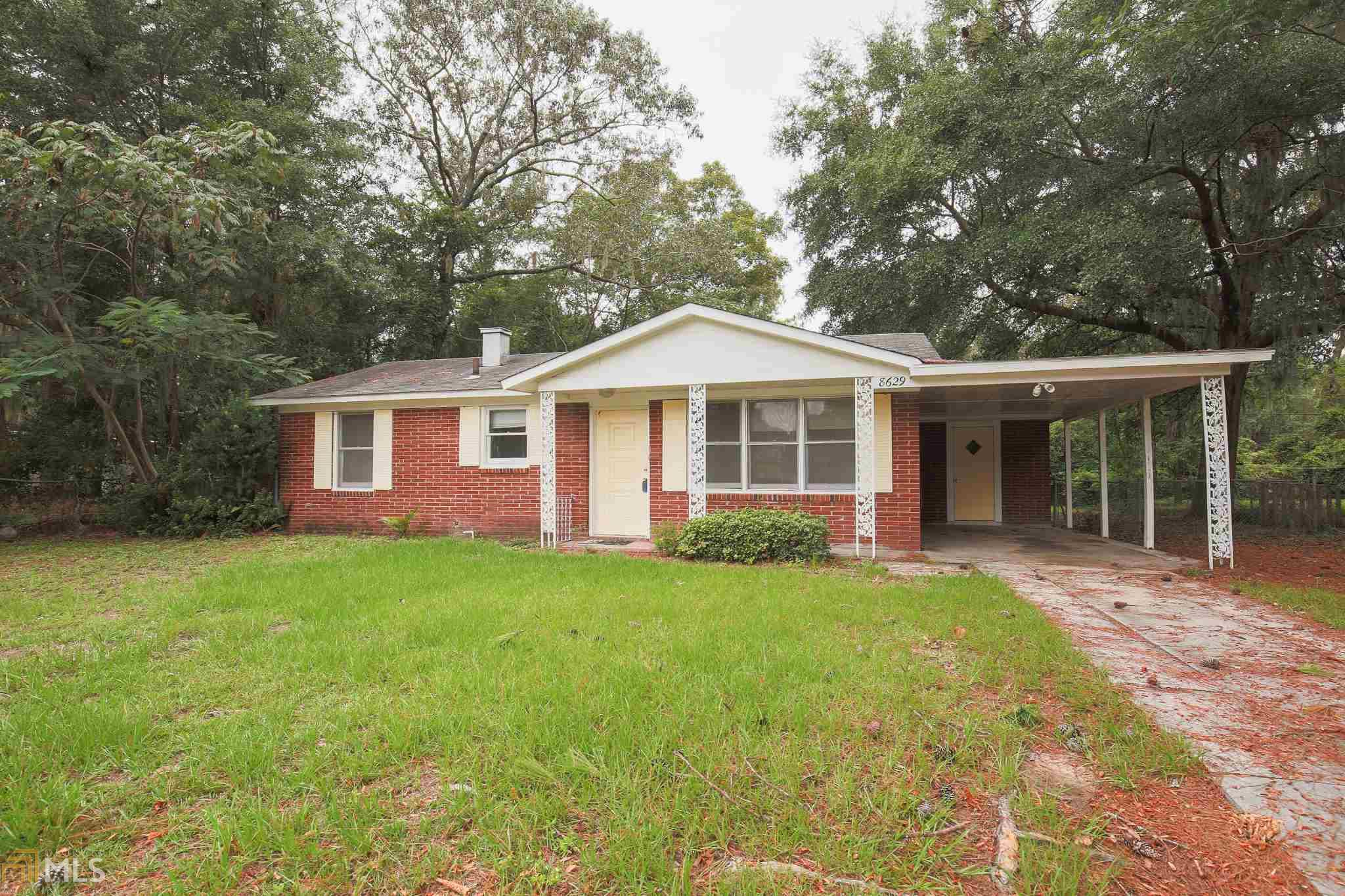 8629 Old Montgomery, Savannah, GA 31406