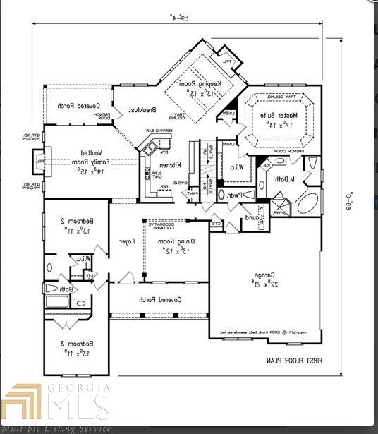 48 Meadow Lakes Terrace, Cedartown, GA 30125
