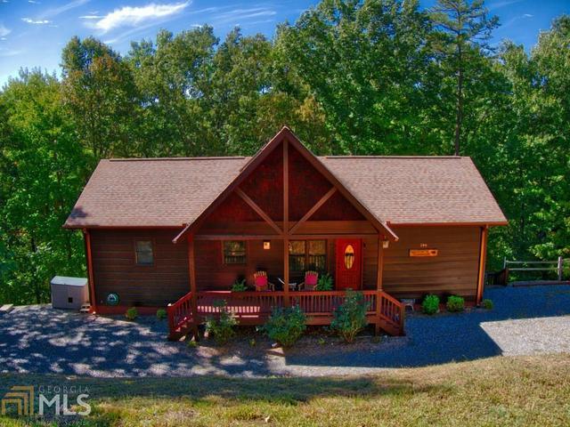186 Leatherwood Mountain Rd, Cherry Log, GA 30522