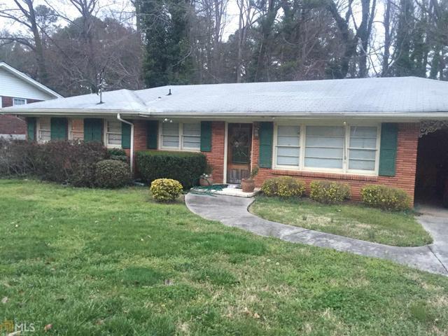 3537 Ingledale Dr, Atlanta, GA 30331