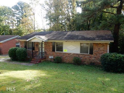 3218 Ward Dr, Atlanta, GA 30354