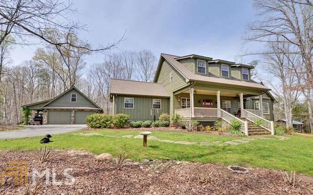 515 Old Burton Rd, Clarkesville, GA 30523