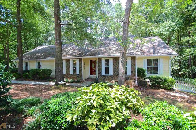 Homes For Sale In Fayetteville Ga On Movoto