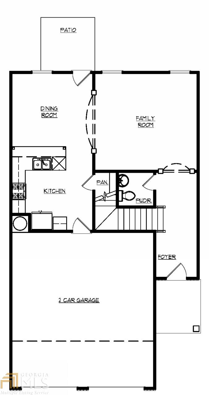 7099 Littlebrook Way #23, Douglasville, GA 30134