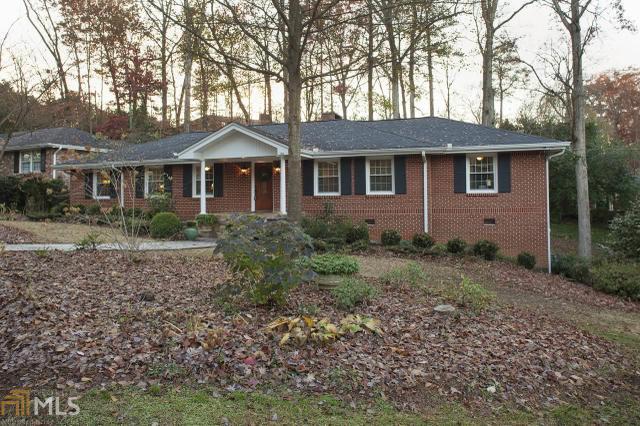 1490 Council Bluff Dr, Atlanta, GA 30345