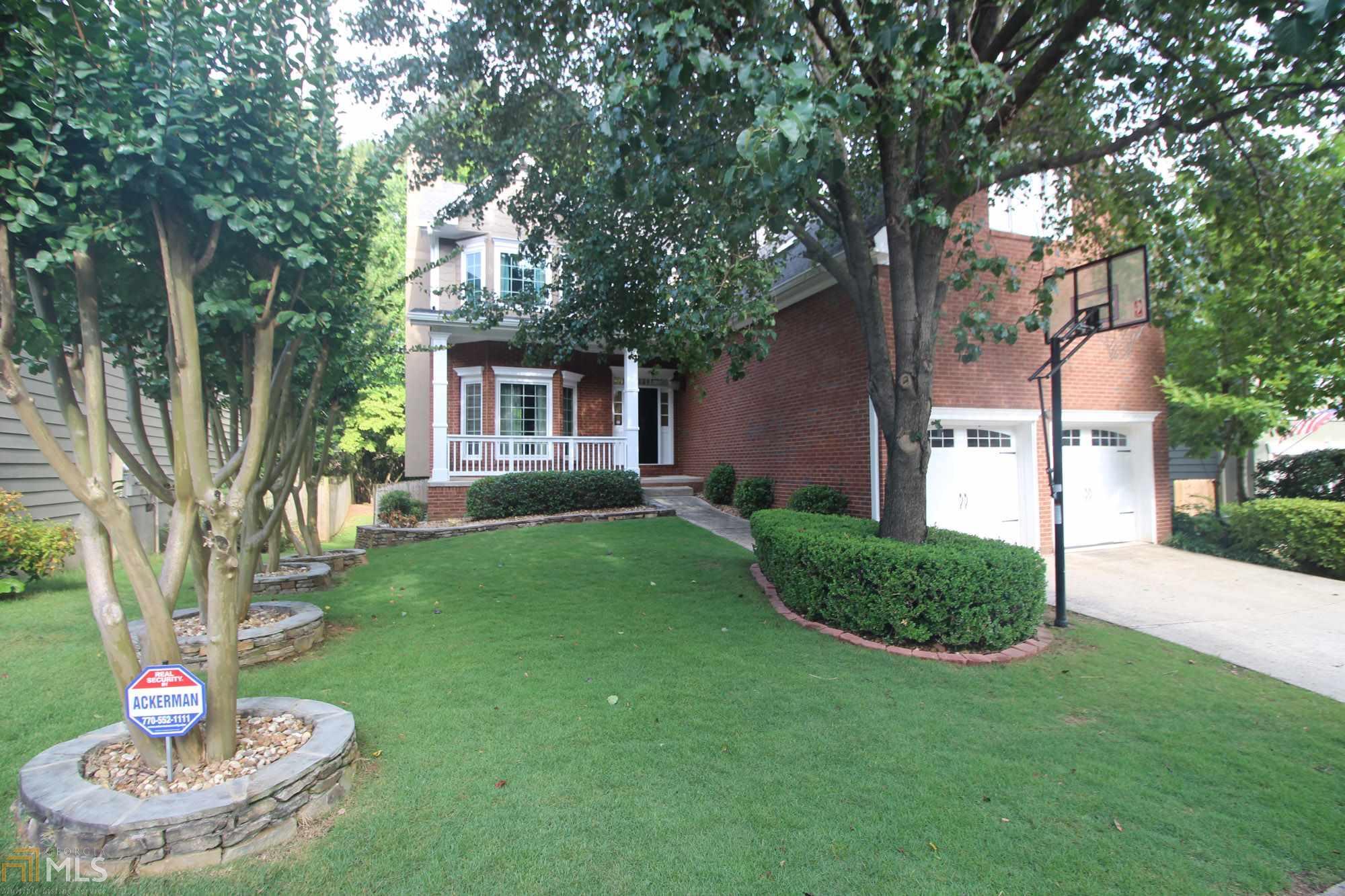 1540 Laurel Park Circle, Atlanta, GA 30329