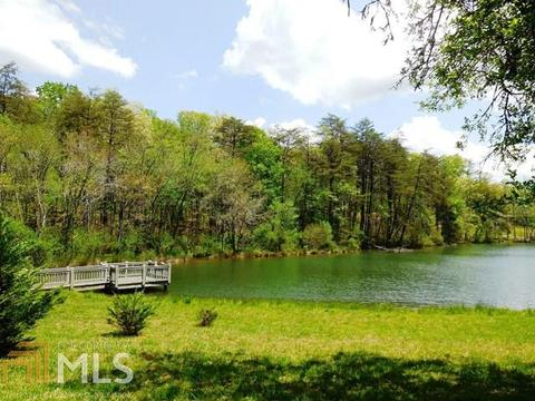 0 Fox Lake Rd, Blairsville, GA 30512