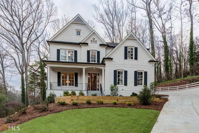 1396 Carolyn Dr, Atlanta, GA 30329