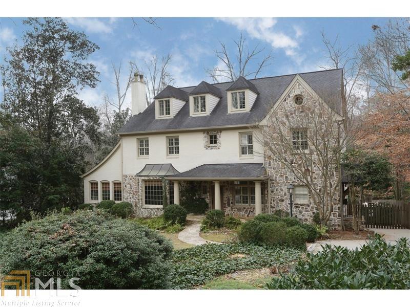 3008 Habersham Way, Atlanta, GA 30305