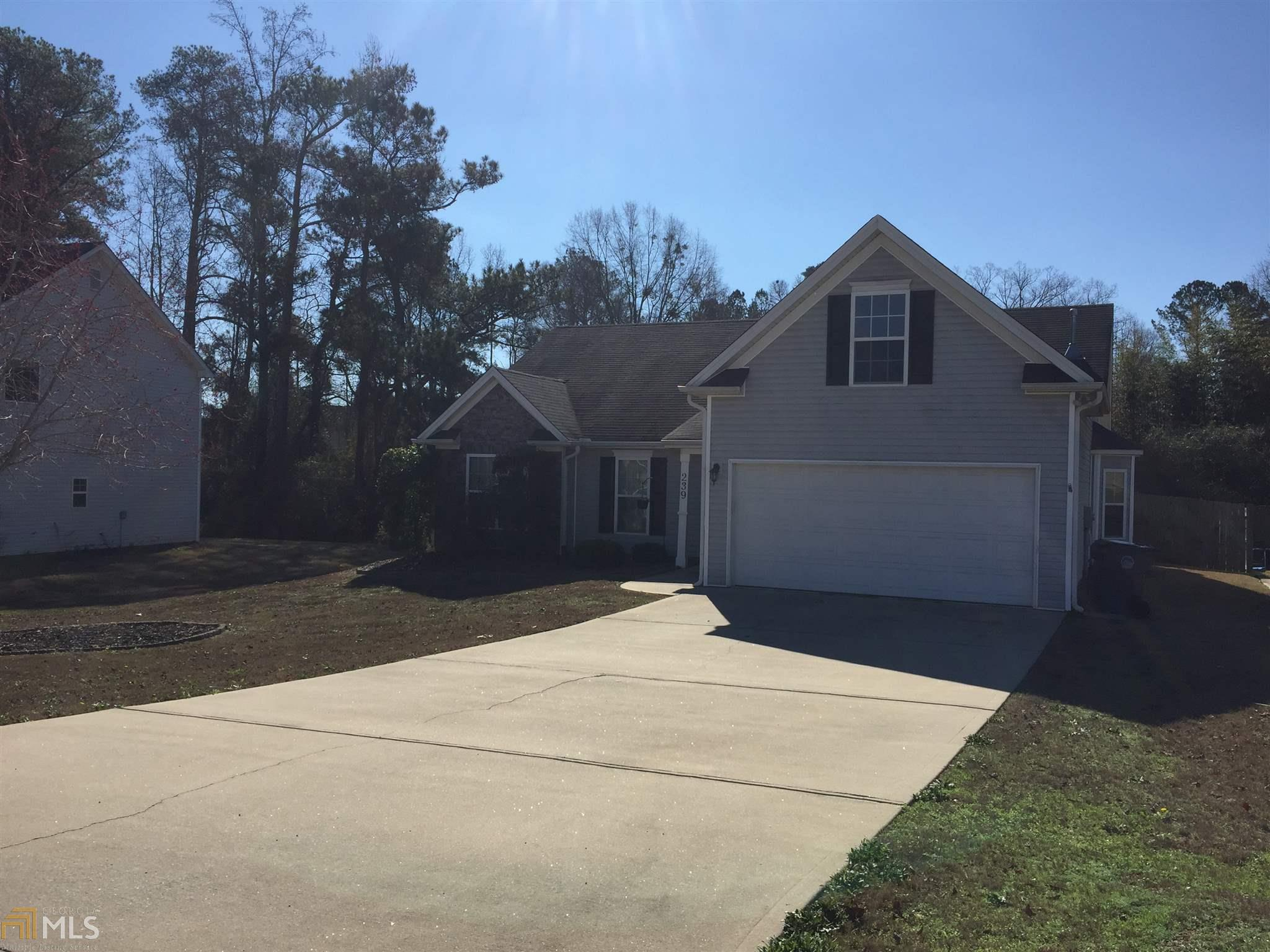 239 Sandstone Drive, Hampton, GA 30228