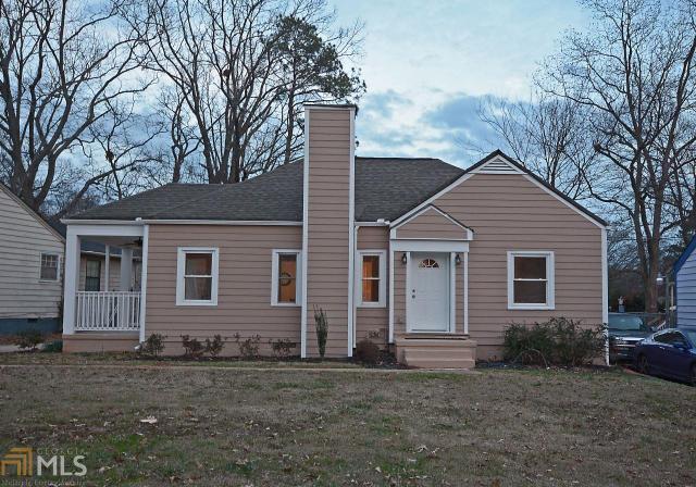 1848 Sylvan Ridge Dr, Atlanta, GA 30310