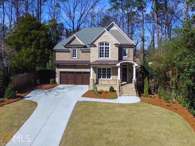 3356 Mathieson Dr, Atlanta, GA 30305