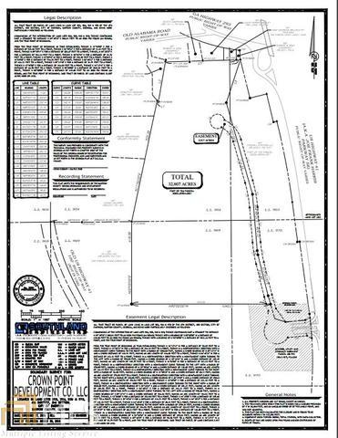 0 Hwy 41, Emerson, GA 30137