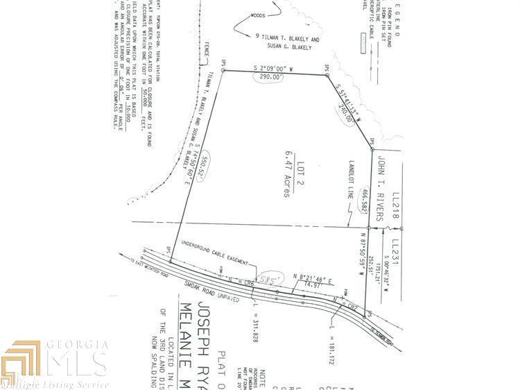 601 Smoak Road, Griffin, GA 30223
