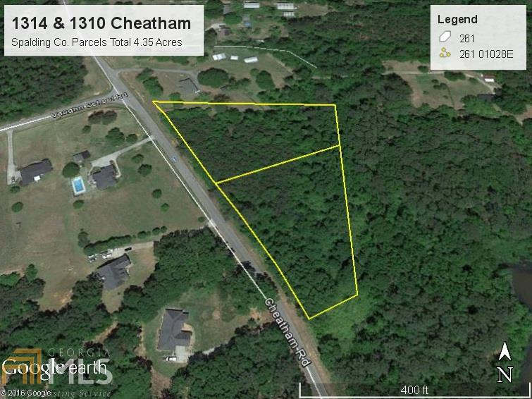 1314 Cheatham Road, Griffin, GA 30223