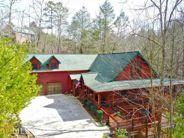 214 Down Under Rd, Blue Ridge, GA 30513