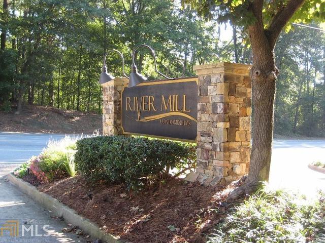 1003 River Mill Cir #1003Roswell, GA 30075