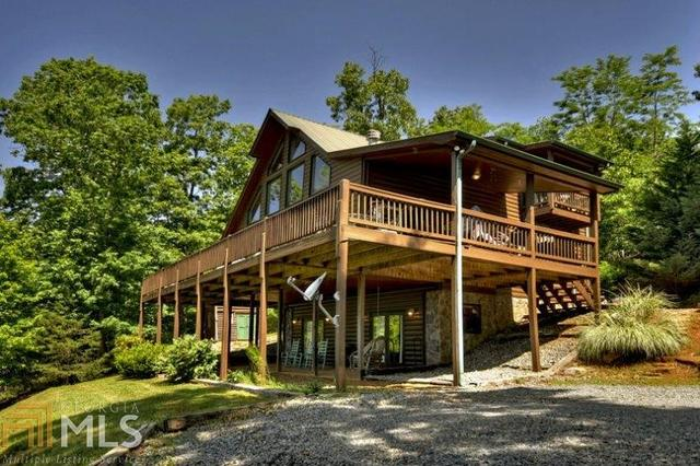 703 Scenic Mountain Vw, Blue Ridge, GA 30513
