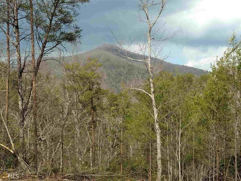 0 Chimney Mountain Rd, Sautee Nacoochee, GA 30571