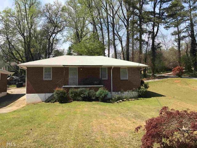 2433 Fallview Ter, East Point, GA 30344