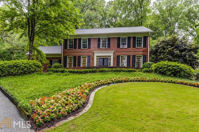 the chastain park conservancy home for sale chastain