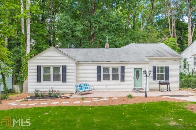 1318 Glen Forest Way, Decatur, GA 30032