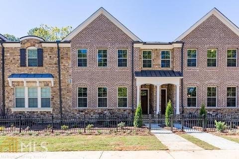 1824 Stephanie Trl #44, Atlanta, GA 30329