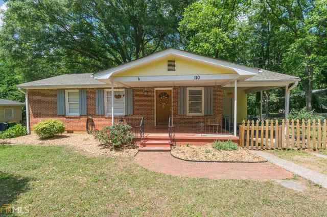 110 Davis PlAthens, GA 30606