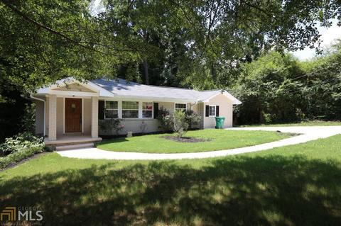 1509 Woodfern Dr, Decatur, GA 30030