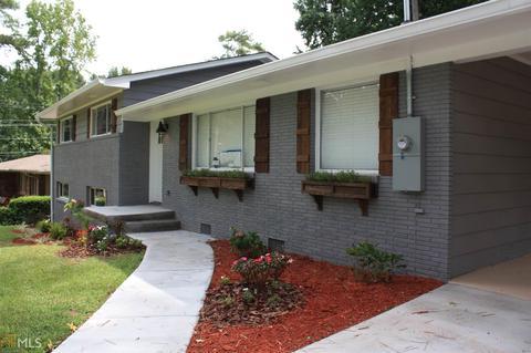 2276 Country Club Ln, Atlanta, GA 30311