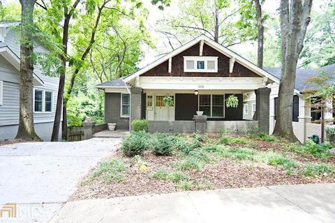 Candler Park Atlanta GA Dekalb County Real Estate Homes For