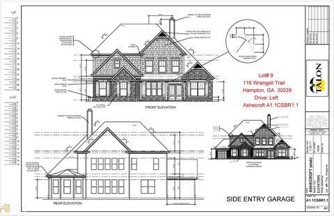 545 Homes For Sale In Hampton GA
