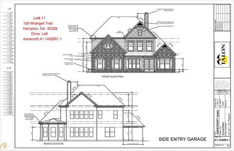 532 Homes For Sale In Hampton GA