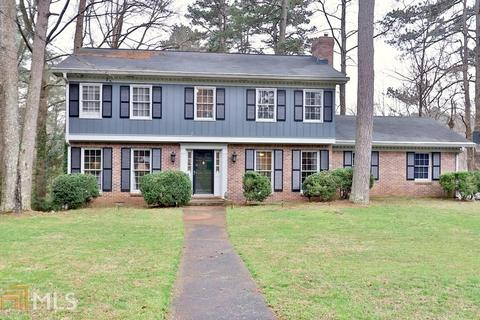 Phenomenal 4093 Carlisle Pl Stone Mountain Ga 30083 Beutiful Home Inspiration Truamahrainfo