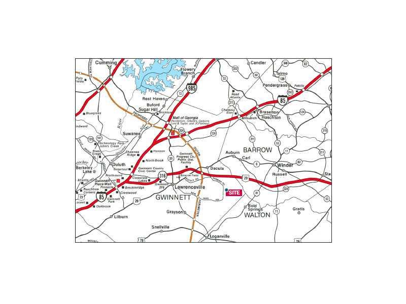 17 Lots Blackthorne Subdivision, Dacula, GA 30019